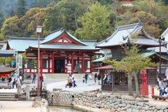 Japan - Itsukushima Royalty Free Stock Images
