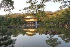 japan ji kinkaku Kyoto Obrazy Stock