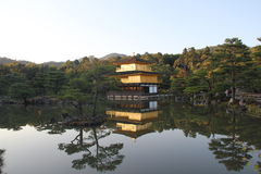japan ji kinkaku Kyoto Obraz Royalty Free