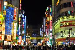 japan kabukicho shinjuku Fotografia Stock