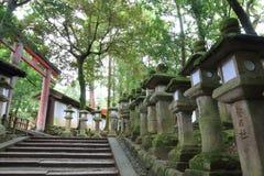 Japan: Kasuga Taisha Lizenzfreie Stockbilder