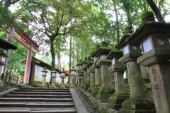 Japan : Kasuga Taisha Royalty Free Stock Images