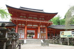 Japan : Kasuga Taisha Royalty Free Stock Photography