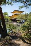 japan kinkakuji Kyoto świątynia Obraz Royalty Free