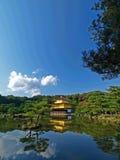 japan kinkakuji Kyoto Obraz Stock