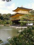 japan kinkakujikyoto tempel Royaltyfri Bild