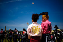 Japan Kite Festival 02 Royalty Free Stock Image
