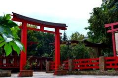 Japan-Kulturmitte in meiner Stadt. Stockfotos