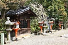 japan kyoto Arkivbild
