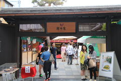 Japan Kyoto Kiyomizudera Temple Royalty Free Stock Photos