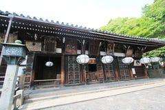 Japan Kyoto Kiyomizudera Temple Stock Photo