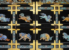 Japan - Kyoto - Nishi Honganji Temple Royalty Free Stock Image