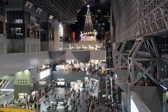 japan kyoto station arkivbild