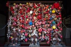 Japan- - Kyoto- - Yasaka-Tempel Cerebration stockbilder