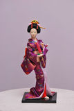 Japan Lady Doll Royalty Free Stock Photography
