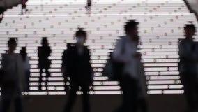 Japan life journey stock video