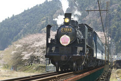 Japan Loco -1 Royalty Free Stock Images