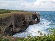 japan manzamo Okinawa Zdjęcie Stock