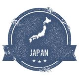 Japan mark. Stock Image