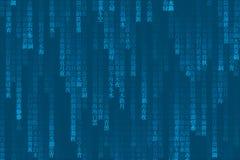 Japan-Matrixhintergrund Lizenzfreies Stockfoto