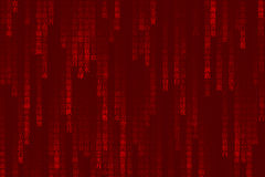 Japan-Matrixhintergrund Stockfoto