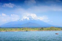 Japan - Mount Fuji Arkivfoton