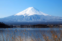 Japan, Mount Fuji Stock Photography
