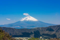 Japan Mount Fuji Stock Image