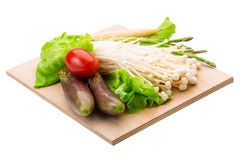 Japan mushroom Stock Images