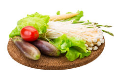 Japan mushroom Royalty Free Stock Image