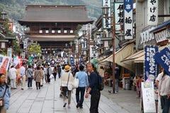 Japan - Nagano Arkivfoton