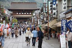 Japan - Nagano Stock Photos