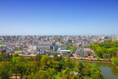 Japan - Nagoya Royalty Free Stock Photos