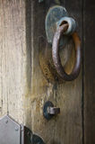 Japan Nara Todai-ji Temple Door knobs of shrine close-up Royalty Free Stock Photography