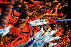 Japan Nebuta #1 Stockfotos