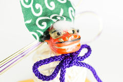 Japan New Year decorations Stock Images