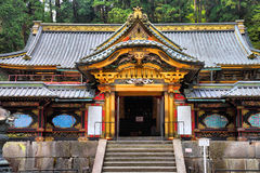 japan nikko Arkivfoton
