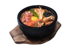 Japan noodle Stock Photos