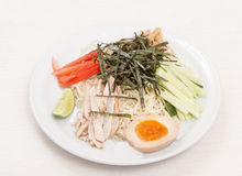 Japan noodle Stock Images