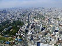 japan osaka Turm Abeno Harukas Stockfotografie