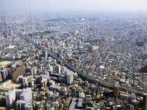 japan osaka Turm Abeno Harukas Lizenzfreies Stockfoto