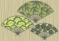 Japan pattern stock illustration