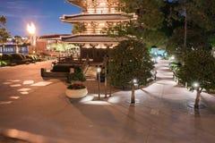 Japan-Pavillon bei Epcot lizenzfreie stockfotos