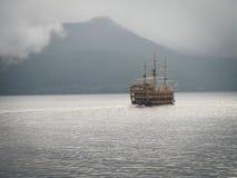Japan - Pirate Ship tour Stock Photos