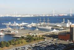 japan port Arkivfoto