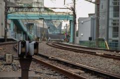 Japan Rail Royalty Free Stock Photo