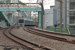 Japan Rail Royalty Free Stock Photos