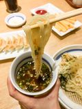 Japan ramen Stock Foto's