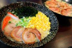 Japan Ramen noodle Royalty Free Stock Images