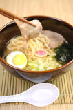 Japan ramen noodle Royalty Free Stock Photo